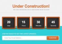 Under Construction UI