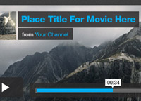 Vimeo Player UI Kit