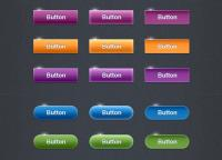 Shiny Web Buttons