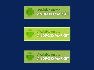 Android Market Buttons