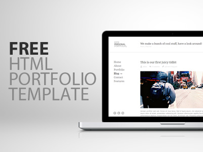 Effe a free html template uicloud for E portfolio templates free