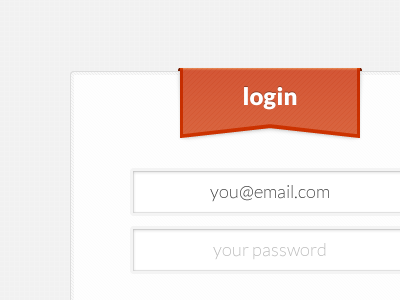 Fancy Login