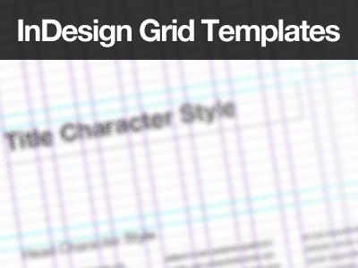 Indesign Baseline Grid Templates Uicloud