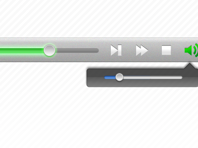 Media Player UI