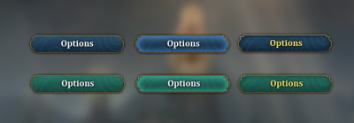 Medieval styled button set