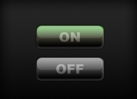 On/Off App Button