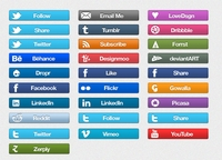 Social Icons V1.0