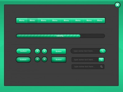 UI elements pack