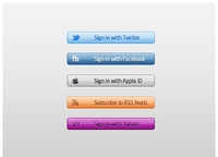 five_login_buttons
