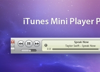 iTunes Mini Player