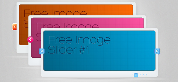PSD Slider Templates