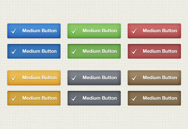 Classic Web Button Pack