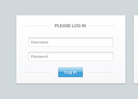 Login Window Lite
