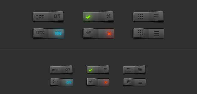 More switches!