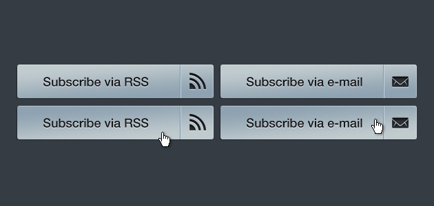 Subscription buttons
