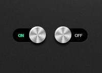 Toggle UI Switches
