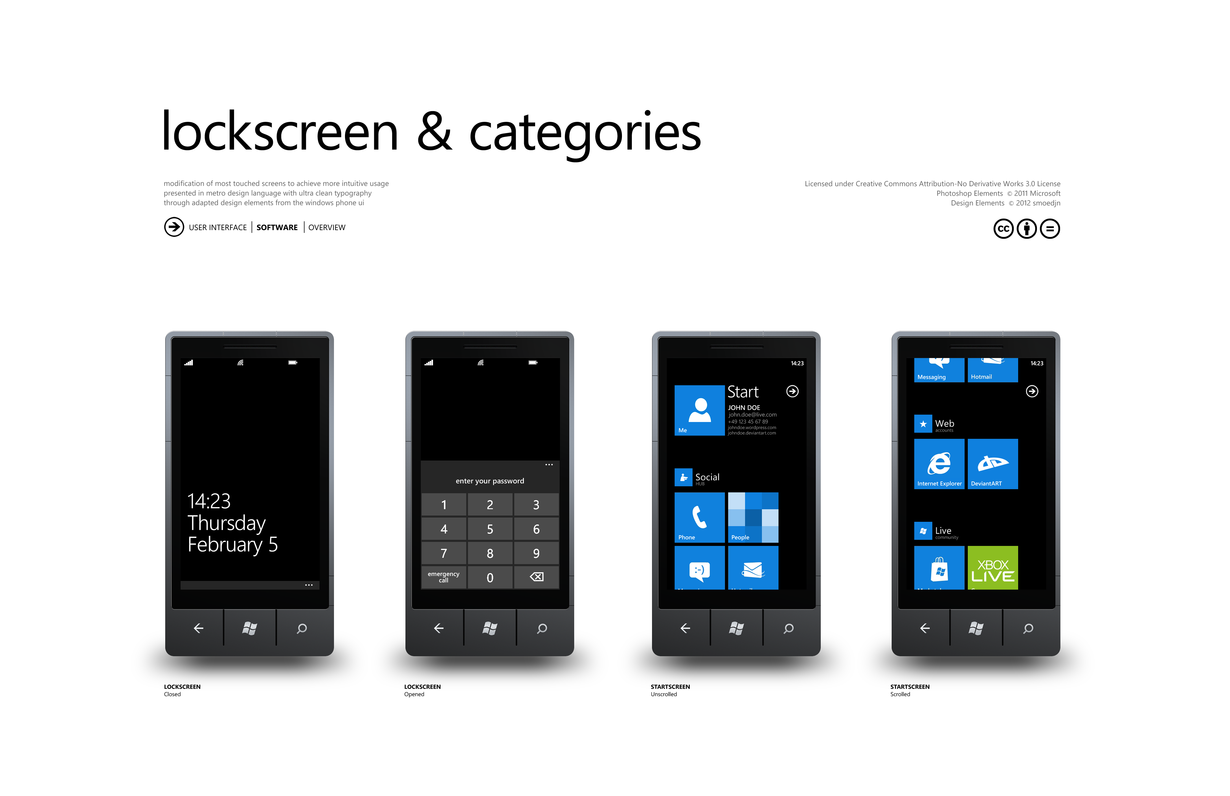 WP7 UI Modification (Wiztiles Theme)