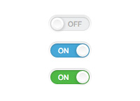 Simple Toggle Switch