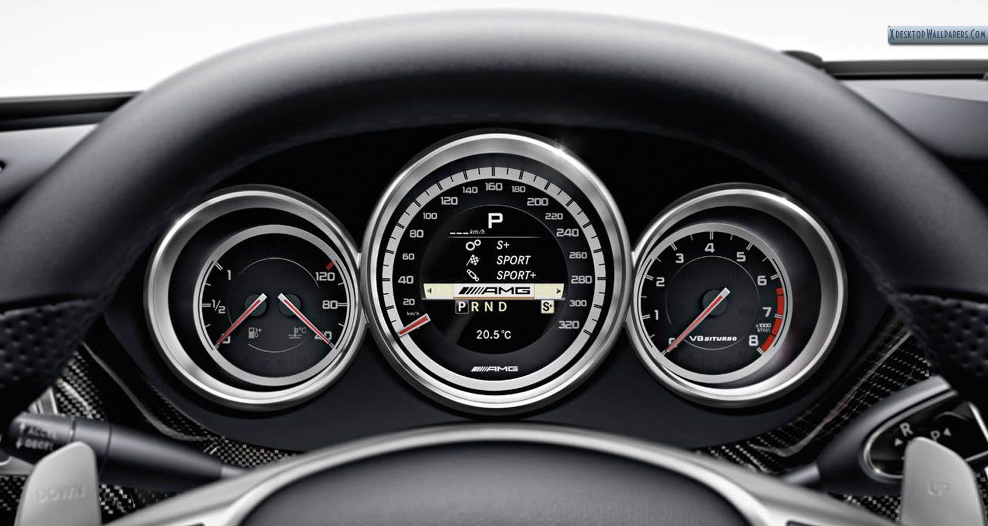 Mercedes-Benz-CLS63-AMG-Dashboard